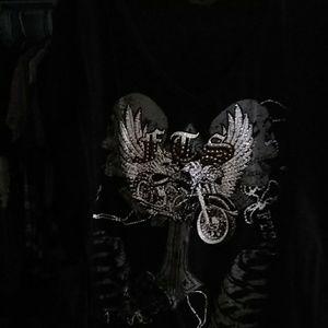 Harley Davidson woman's shirt